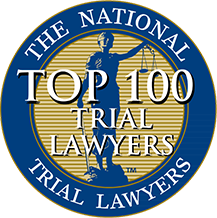 Top 100 Trial Lawyers - National Trial Lawyers Association